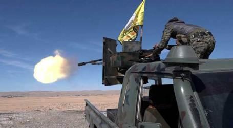 Serangan Udara AS Bantu Pasukan Oposisi Suriah Kuasai Manbij 70 Persen