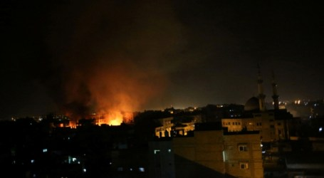 Gaza Diserang, 2 Korban Luka Dilarikan ke RS Indonesia
