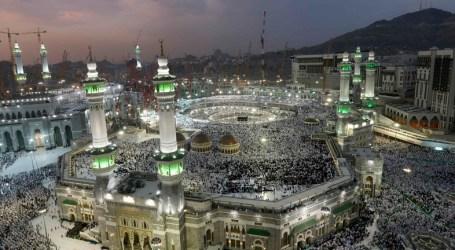 1,5 Juta Muslimin Tunaikan Haji Tahun Ini