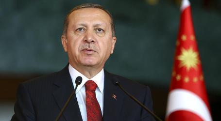 Erdogan: Turki Akan Terus Perangi ISIS dan PKK Hingga Hentikan Ancaman
