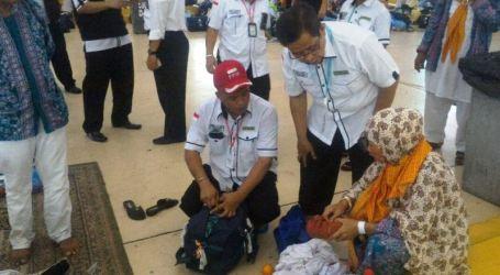 13 Kloter Jamaah Haji Indonesia Akan Pulang Hari Ini