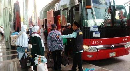 Pemulangan Jemaah Haji Gelombang Pertama Berakhir Hari Ini