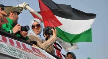 Armada Aktivis Perempuan Tinggalkan Barcelona Menuju Gaza