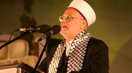 Ikrimah Shabri: Israel Berencana Kosongkan Masjid Al-Aqsha dari Jamaah
