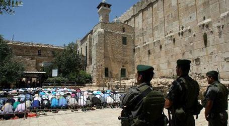 Hari Raya Yahudi, Israel Tutup Masjid Ibrahimi