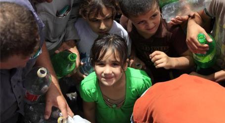 Uni Eropa Bantu 11,75Juta Euro untuk Warga Palestina