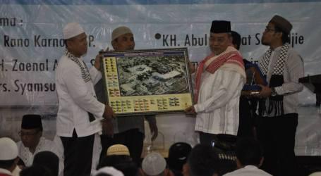 DKM Al-Bantani: Umat Islam Jangan Terpecah