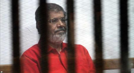 Empat Pendukung Mantan Presiden Mursi Divonis 7 Tahun Penjara