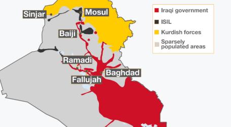 ISIS Beri Perlawanan Sengit di Mosul