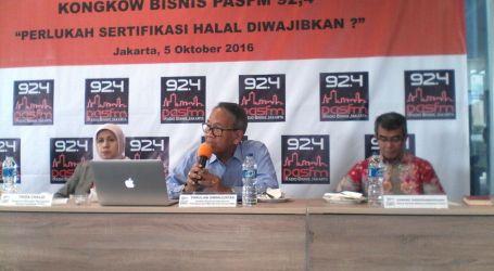 Dirut IPMG : Sertifikasi Halal Harusnya Bersifat Sukarela