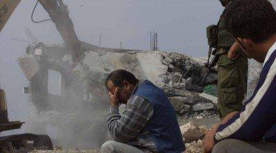 Empat Apartemen di Al Quds Dihancurkan Israel