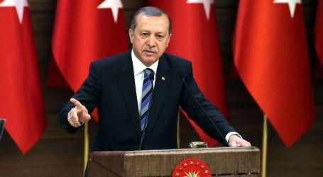 Erdogan Kecam Kongres AS Kaitkan Saudi dengan Insiden 9/11