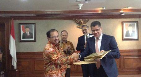 Inggris-Indonesia Tandatangani MoU Kerjasama Teknologi Dan Inovasi