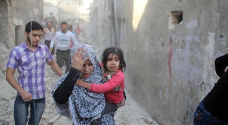 PBB Minta Akses Masuk ke Aleppo Timur