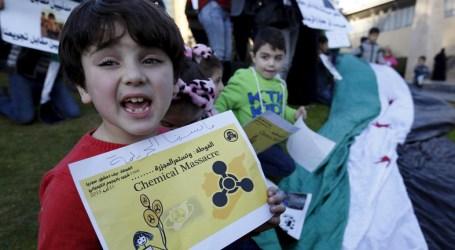 DK PBB Setujui Perpanjang Penyelidikan Serangan Kimia di Suriah