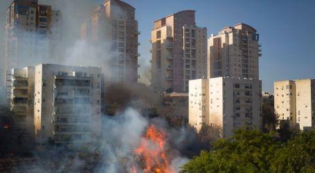 Kebakaran Luas di Israel Masuki Hari Ketiga