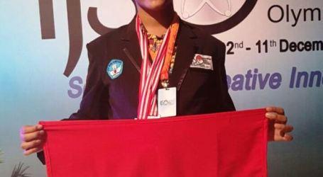 Siswa MTsN 1 Malang Raih Medali Perak International Junior Science Olympiad 2016