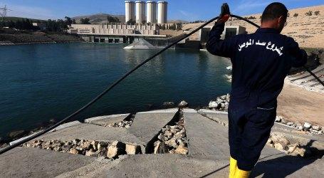 Ancaman Bendungan Mosul Lebih Bahaya dari Bom Nuklir