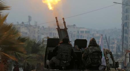 """Rusia dan Turki Tuding AS Dukung Kelompok-kelompok """"Teroris"""" Suriah"""