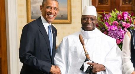 "Yahya Jammeh, Presiden Gambia Penjaga ""Tauhid"""