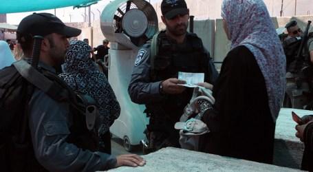 Israel Tolak Izin Masuk Pasien Kanker Gaza Menuju Tepi Barat
