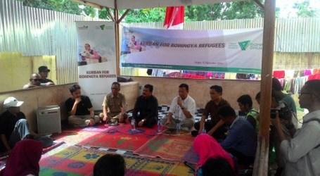Dompet Dhuafa Salurkan Bantuan Pengungsi Muslim Rohingya