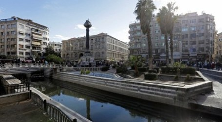 PBB: Pembicaraan di Ankara dan Moskow untuk Akhiri Krisis Air Damaskus