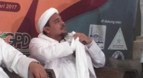 Habib Rizieq Ingatkan Semangat Persatuan