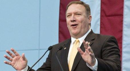 """AS Bentuk """"Kelompok Aksi Iran"""" untuk Tingkatkan Tekanan kepada Teheran"""