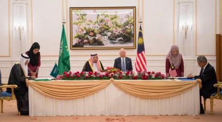 Arab Saudi-Malaysia Tanda Tangani Empat MoU
