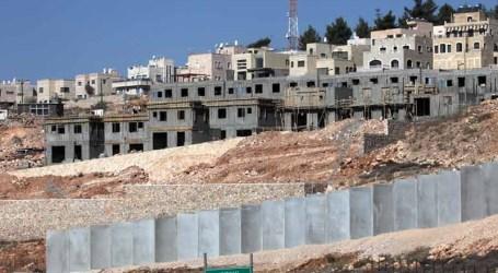 Untuk Pertama Kali Israel Targetkan Bangun Pemukiman di Tepi Barat