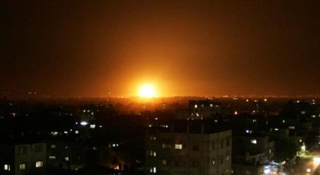Dua Warga Palestina Tewas, Lima Terluka Dalam Serangan Balasan Israel