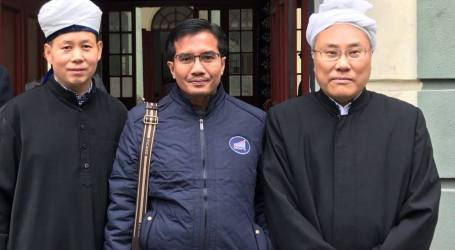 Menengok Islam di Shanghai