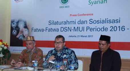 BNI Syariah-DSN MUI Selenggarakan Sosialisasi Fatwa Terbaru