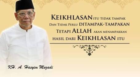 KAMMI Sampaikan Bela Sungkawa Atas Wafatnya KH.Hasyim Muzadi
