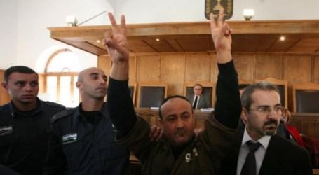 Palestina Minta Palang Merah Bantu Hentikan Mogok Makan Tahanan