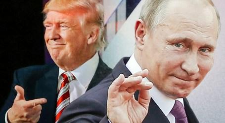 Putin: Hubungan Rusia-AS Memburuk di Bawah Trump