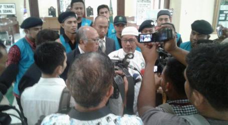 Sidang Lanjutan Permohonan Pencopotan Ahok di PTUN