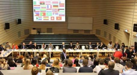 Dubes RI Budapest Bicara Pendidikan Pada 200 Mahasiswa University of Pécs