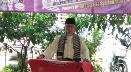 Tiga Pesan Imaam Yakhsyallah untuk Pedagang Muslim