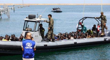 Penjaga Pantai Eropa Bantu Selamatkan 6.000 Migran