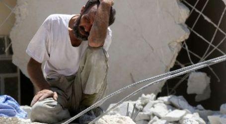 Sebulan Terakhir, Serangan Udara AS Jatuhkan Korban Sipil Terbanyak