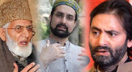 Pemimpin Muslim Kashmir Seru Demonstrasi Usai Salat Jumat
