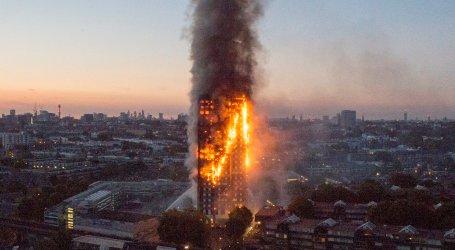 Warga Muslim yang Sahur Selamatkan Warga Dari Kebakaran Menara di London