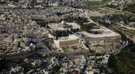 Kemlu Palestina: Pindahkan Kedubes AS ke Yerusalem Merupakan Agresi