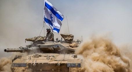 Lagi, Artileri Pasukan Israel Tembaki Jalur Gaza