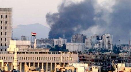 Oposisi Suriah Serang Kedutaan Rusia di Damaskus