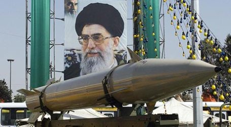 """Disanksi AS, Program Rudal Iran Lanjut """"dengan Kekuatan Penuh"""""""