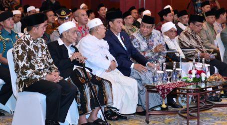 Presiden Jokowi Hadiri Halaqah Nasional Alim Ulama