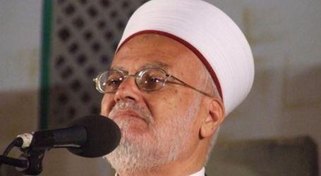 Imam Besar Al-Aqsha : Kebahagiaan Idul Adha di Al-Quds Dirusak Israel